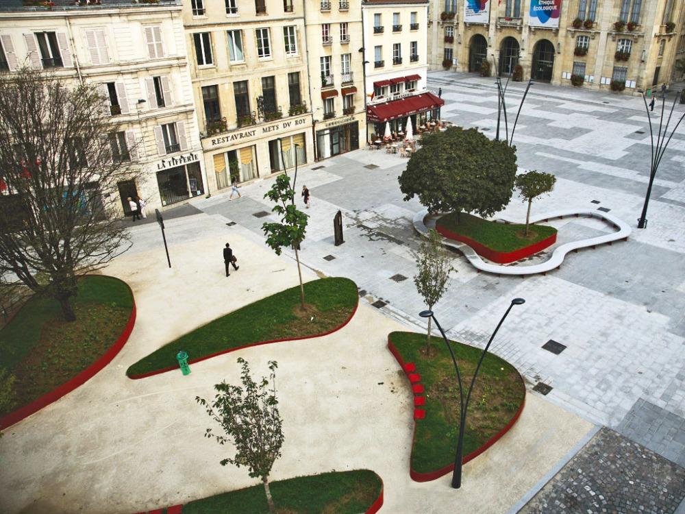 Superfici urbane conviviali. Un progetto di suolo a Saint Denis. (1/4)
